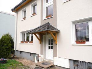 Vordach WoodSmart Odenwald Typ1 34°