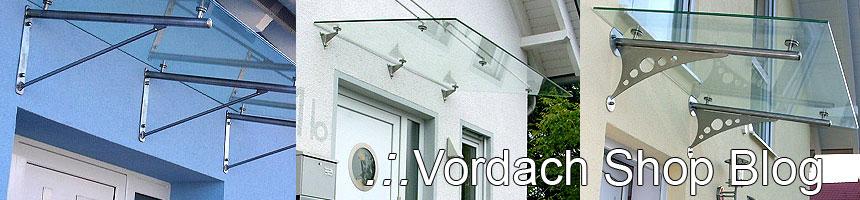 Übersicht Vordach-Shop Blog