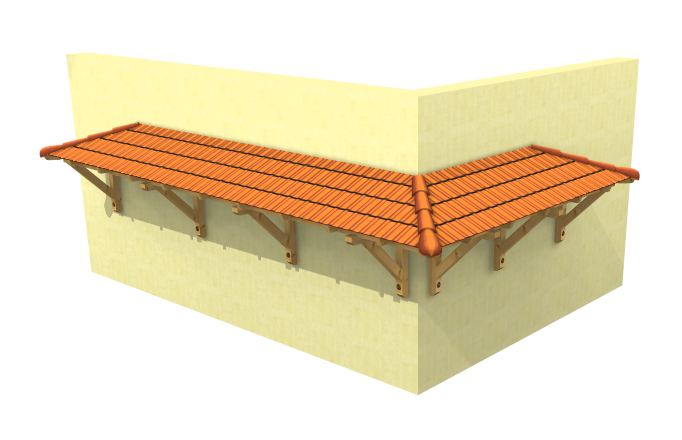 vordach bauen haustur with vordach bauen fabulous kche bnke aus holz selber bauen with vordach. Black Bedroom Furniture Sets. Home Design Ideas