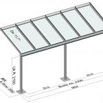 Terrassendach TerraSmart Classic-Line