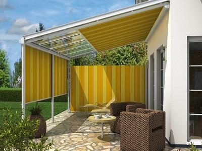 beschattung terrassendach senkrechtmarkise bersicht. Black Bedroom Furniture Sets. Home Design Ideas